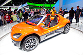 Volkswagen, VW up Buggy, 64th International Motor Show, IAA, 2011, Frankfurt am Main, Hesse, Germany, Europe - Stock Image - CRE9YA