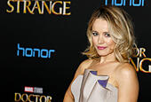Hollywood, USA. 20th Oct, 2016. Rachel McAdams at the World premiere of 'Doctor Strange' held at the El Capitan Theatre in Hollywood, USA on October 20, 2016. © Hyperstar/Alamy Live News - Stock Image - H5FC64