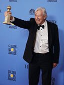 Los Angeles, USA. 08th Jan, 2017. Paul Verhoeven 369 Press room at the 74th Annual Golden Globe Awards at the Beverly Hilton in Los Angeles. January 08, 2017 © Gamma-USA/Alamy Live News - Stock Image - HGGBNW