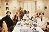 Cybill Shepherd Ron Silver Beau Bridges Stockard Channing Robert Sean Leonard Mary Stuart Masterson Directed by Arthur Hiller - Stock Image - B86CWG