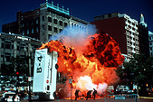 Blown Away Year 1994 Director Stephen Hopkins - Stock Image - A1J4FG