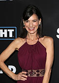 Los Angeles, CA, USA. 05th Jan, 2017. Perrey Reeves, At Premiere Of Open Road Films' 'Sleepless', At Regal LA Live Stadium 14 In California on January 05, 2017. © Faye Sadou/Media Punch/Alamy Live News - Stock Image - HGAC7N